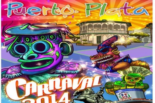 Puerto Plata Carnaval 2014