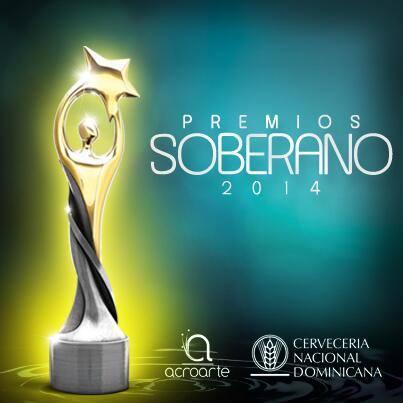 Premios Soberano / Soberano Awards 2014