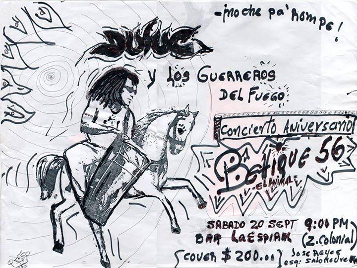 Duluc y los Guerreros del Fuego 9-20-2014