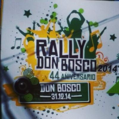 Rally del Borracho 2014 / Rally Don Bosco  2014
