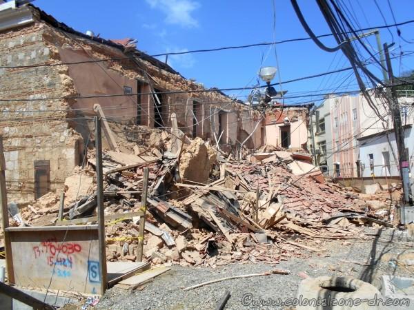 Accor Hotel Francis Collapse / Desploma