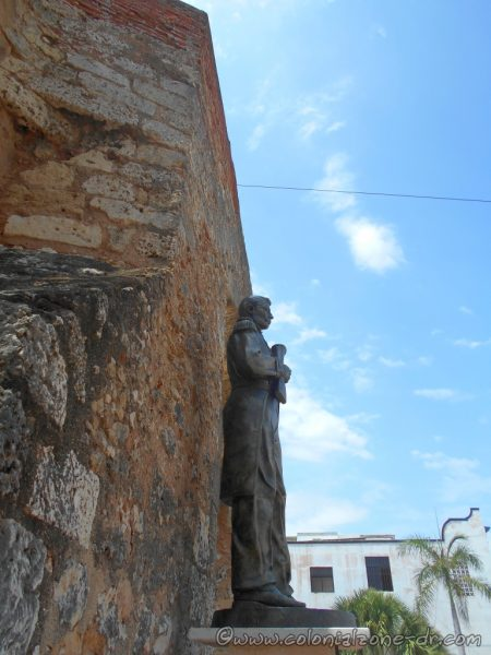 Statue of General Matías Ramón Mella - Padre de la Patria