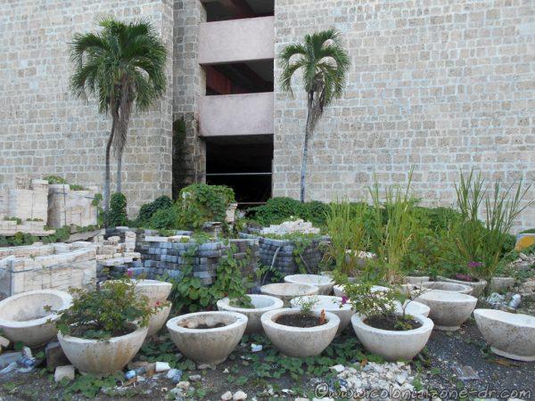 Storing left over renovation supplies July 31, 2016