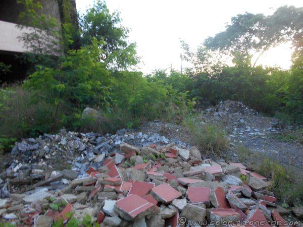 Garbage dump July 31, 2016