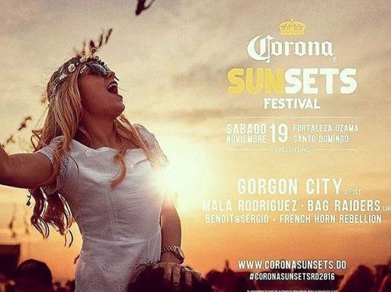 Corona Sunset Fest 2016 Dominican Republic