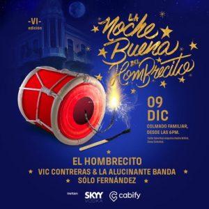 La Noche Buena del Hombrecito 2018