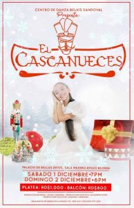 The Belkis Sandoval Dance Academy presents The Nutcracker Dec. 1 and 2, 2018