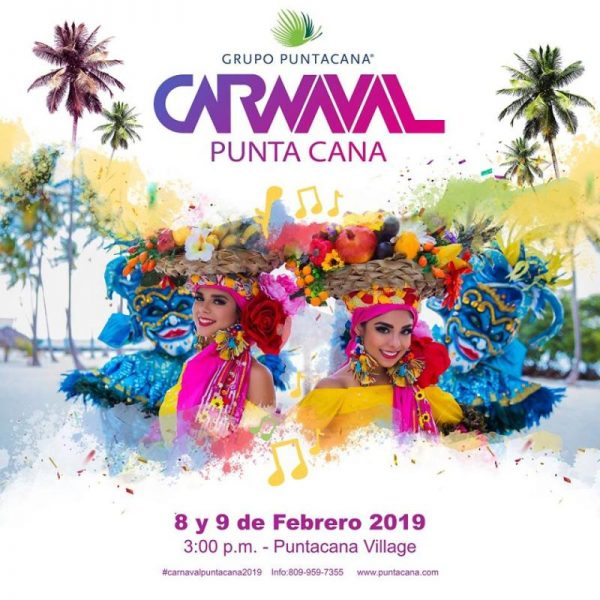 Carnaval Punta Cana Republica Dominicana / Dominican Republic Punta Cana Carnival Parade 2019