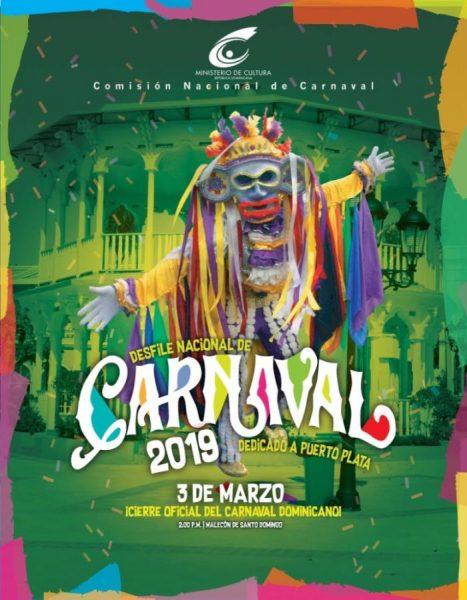 Carnaval Desfile Nacional Republica Dominicana / Dominican Republic National Carnival Parade 2019