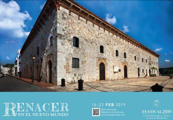 Festival 2019 Conciertos de la Villa de Santo Domingo