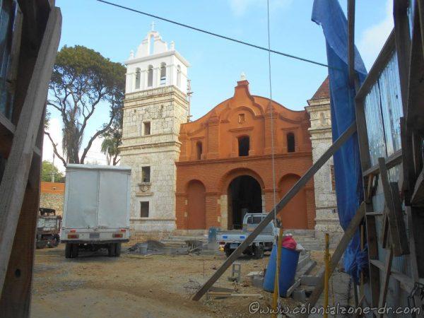 Renovation of the Iglesia y El Fuerte de Santa Bárbara