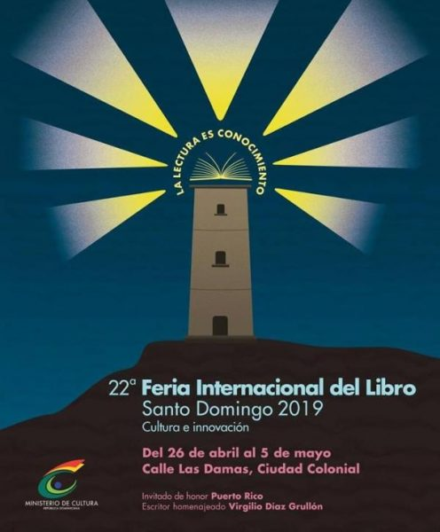 La 22a Feria Internacional del Libro Santo Domingo 2019 / The 22nd International Book Fair Santo Domingo 2019
