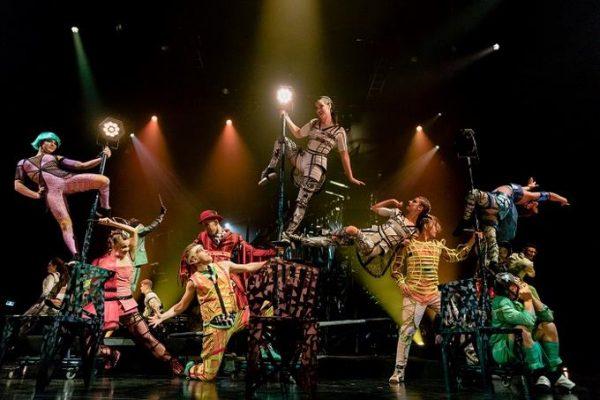 "Cirque du Soleil ""Bazzar"" will be at the Hard Rock Hotel & Casino in Punta Cana Dominican Republic"