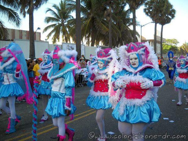Carnival Dominican Republic fun