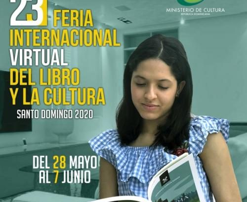 Dominican Republic - 23a Feria Internacional Virtual del Libro y la Cultura Santo Domingo 2020