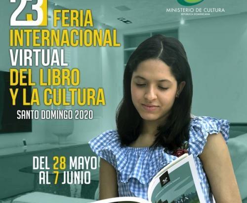 Dominican Republic - 23a Feria Internacional Virtual del Libro y la Cultura Santo Domingo 2020