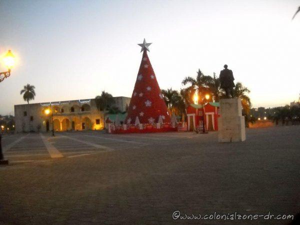 Christmas / Navidad Tree in Plaza España 2013