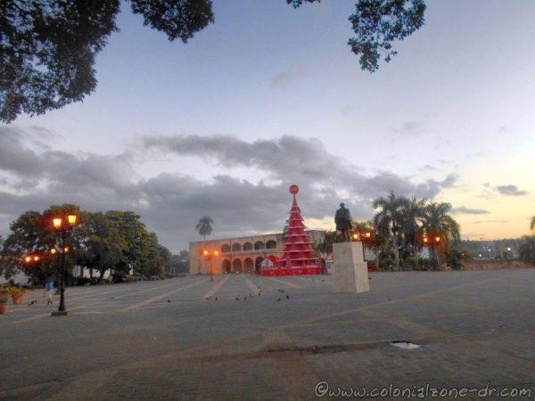 Christmas / Navidad Tree in Plaza España 2017