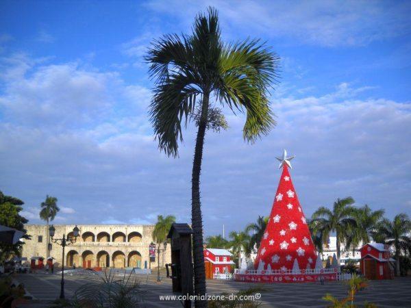 Christmas / Navidad Tree in Plaza España 2012