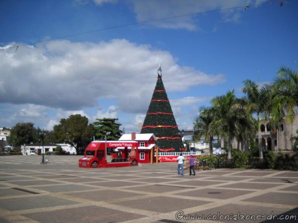 Christmas / Navidad in Plaza España 2011
